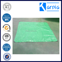 customized good price canvas pe tarpaulin plastic sheet