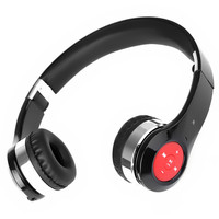 Expandable Folding Build-in Mic Sport Wireless Stereo Bluetooth V3.0 Headphone For Music Media Player Smart Phone Tablet PC