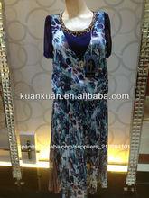 nuevo vestido de la señora