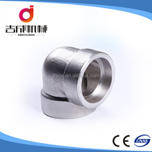 DIN/ANSI/JIS/EN /ASTM 90 Degree SW Stainless Steel 316 Elbow