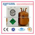 Gas refrigerante R407 reemplazo precio de R22
