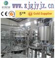 Wate / suco / carbonatadas / leite bebidas garrafa de 3-em-1 máquina de enchimento ( RCGF 18 - 18 - 6 )