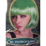 St. Patrick's Day 100th brand OEM wig hair clips barrettes