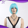 wholesale price holiday bob dark blue cosplay wig