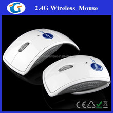 Optical Arc Mouse Foldable Wireless Mouse For Laptop GET-MS002