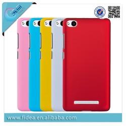 Plastic hard pc case for Xiaomi mi 4i candy case