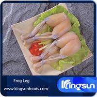 Wholesale IWP Frozen Frog Legs
