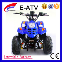 Hot Selling Electric Quad Off Road ATV 4 Wheel ATV For Renting