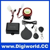 Motorcycle Anti-theft Alarm Security System with 2 IC Cards