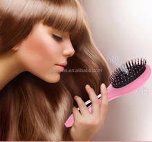 BelissPRO Styling Comb hair Brush Comb with negative steam iron Salon Styling tools Ultimate Tangle Hair Brush hair straightener