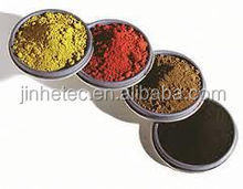 for decorative paints concrete pigment iron oxide red 130