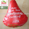 PVC bicycle saddle cover