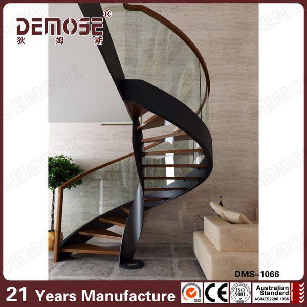 Wenteltrap gegalvaniseerd staal gegalvaniseerd staal ondersteuning spiraal trappen tweedehands - Dimensiones escalera caracol ...