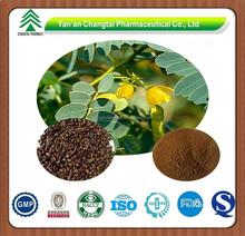 Gmp fuente de la fábrica venta caliente alta calidad de semillas de Cassia P.E
