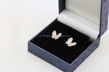 Fancy gift box for earring pandant /earrings /eardrop supplier