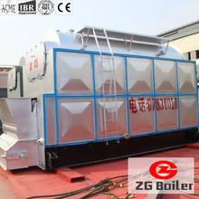 Chain grate coal/wood fired boilers
