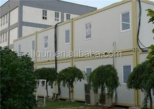 2015 china cheap container hotel room , modular house