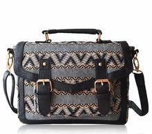 brand women fashion waterproof nylon handbag folding handbag shoulder bag
