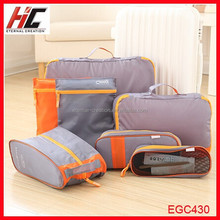 New products travel fashion organizer bag 2015 hot sale 7 set in one big bag in bag in alibaba China