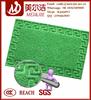 foam back pvc coir mat lace door mat for exercise
