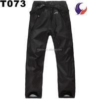 Mens Waterproof Trousers Best Outdoor Breathable Hiking Walking Pants T73