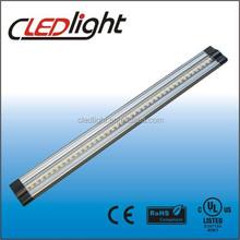 Aluminum led linear light/Aluminum led cabinet lighting/sensor led kitchen light China Supplier