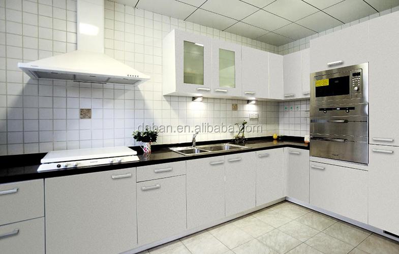 Gloss White Kitchen Cabinet Kitchen Cabinet Foshan Kitchen Cabinet