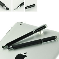 Stylus touch pen offoce use touch pen with cap
