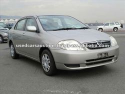 Used Car Toyota Corolla 2001 NZE121
