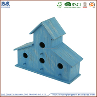 Antique small wooden bird houses in pet cages , carriers ,houses wholesale