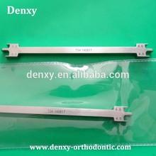 dentista apoyos iso de calidad dental instrumento de medidores de altura