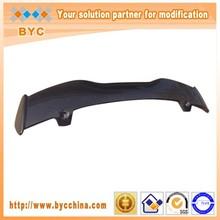 Carbon Fiber Roof Spoiler Rear Spoiler For Honda Jazz/Fit Mugen Type