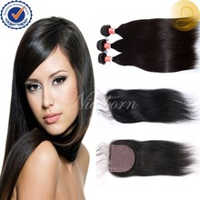 2015 hot selling fashionable free parting lace closure virgin brazilian silk base closure 4*4 lace closure