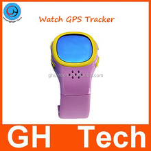 GH kids gps watch tracker G-W301 with sos panic button bracelet gps for kids children tracker