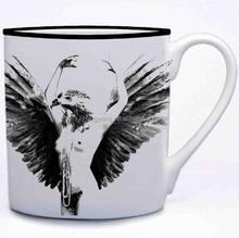 New manufactured gift mug ceramic, wholesale with animal head mug