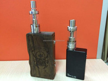 Hot sell Authentic min box mod - Tesla Two box mod with 2 pcs battery in parallel, 4000 mah capacity, Max power can up to 100w