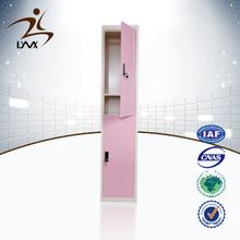 Customized colorful digital lock changing room used metal safe storage steel 2 door gym locker