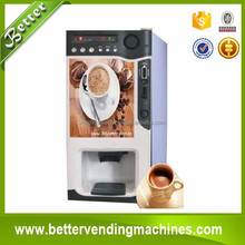 Most popular coin operated coffee vending machine