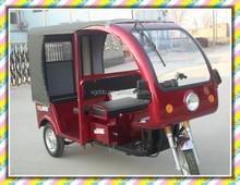 Tuk Tuk Pedicab Rickshaw