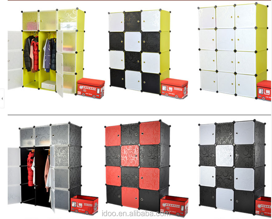 3.jpg  sc 1 st  Alibaba & Portable Clothes Closet StorageBaby Clothes Storage Cabinet (fh ...