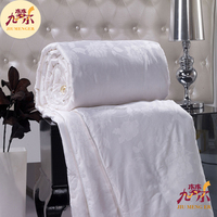 100% silkworm silk children bedding set for winter and summer