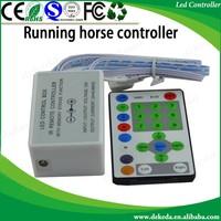 DC12-24V Chasing Running Strip RGB LED Controller IR 25 keys led controller