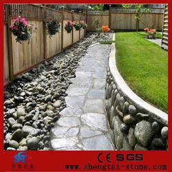 hot wholesale cheap landscaping stone rock granite