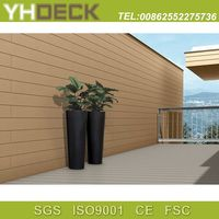 Embossed competitive price wpc cladding