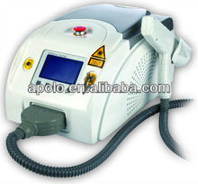 Skin care and tattoo removal nd yag laser hospital equipment by med.apolo