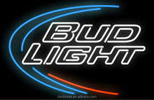 logo and stamped neon taxi sign with UL transformer in bar