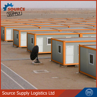China prefab house Manufacturer Low cost light steel structure homes