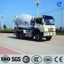 Fabrication de béton camion malaxeur prix bas à vendre