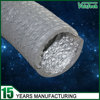 PVC installing air ducts flexible sealing ducts insulation ducting