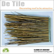 2015 durable artificial fire retardant thatch roofing